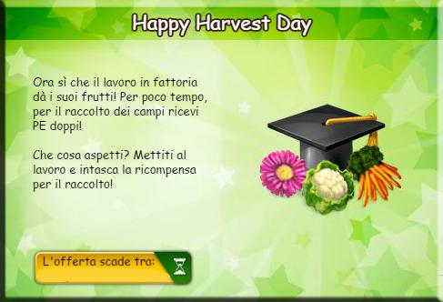 Happy Harvest day (100 per cento PE raccolto).png
